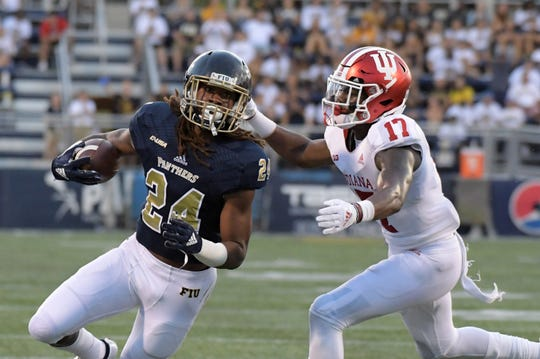 FIU travels to Murfreesboro on October 26. The Golden Panthers have not beaten MTSU at home since 2011.
