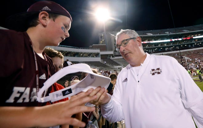 Mississippi State head coach Joe Moorhead and his staff have been hard at work on the recruiting trail. The Bulldogs' 2019 class currently ranks No. 16 per 247's composite rankings.