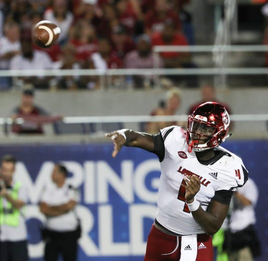 How To Watch Louisville Football Take On Indiana State