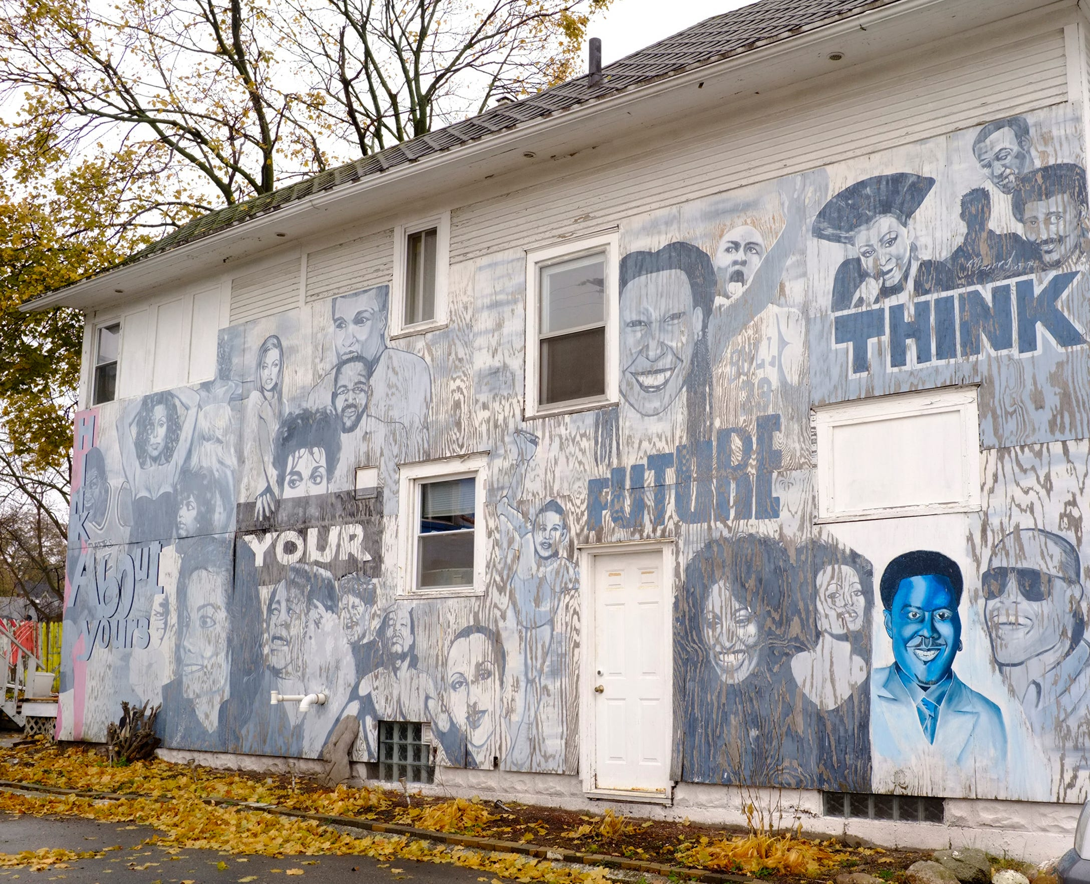 The Stories And Artists Behind Lansing S Murals