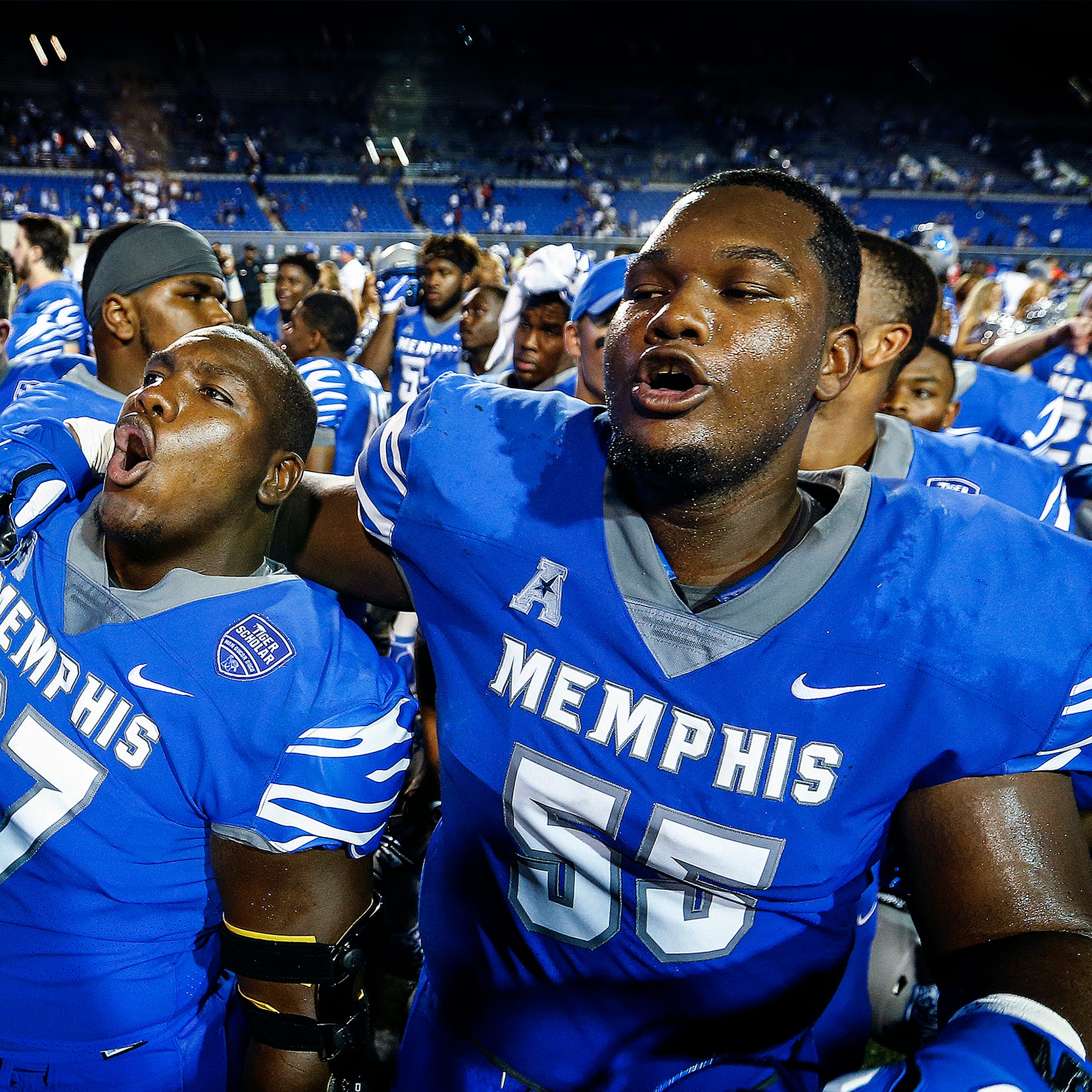 Memphis football: OL Mikhail Hill, LB Anthony Ballard enter transfer portal