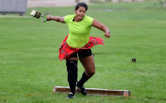 Check out the Haggis Hurl during the Milwaukee Highland Games on June 1 in Wauwatosa.
