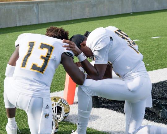 Alabama State host Tuskegee University Saturday September 1, 2018 at the New Hornet Stadium
