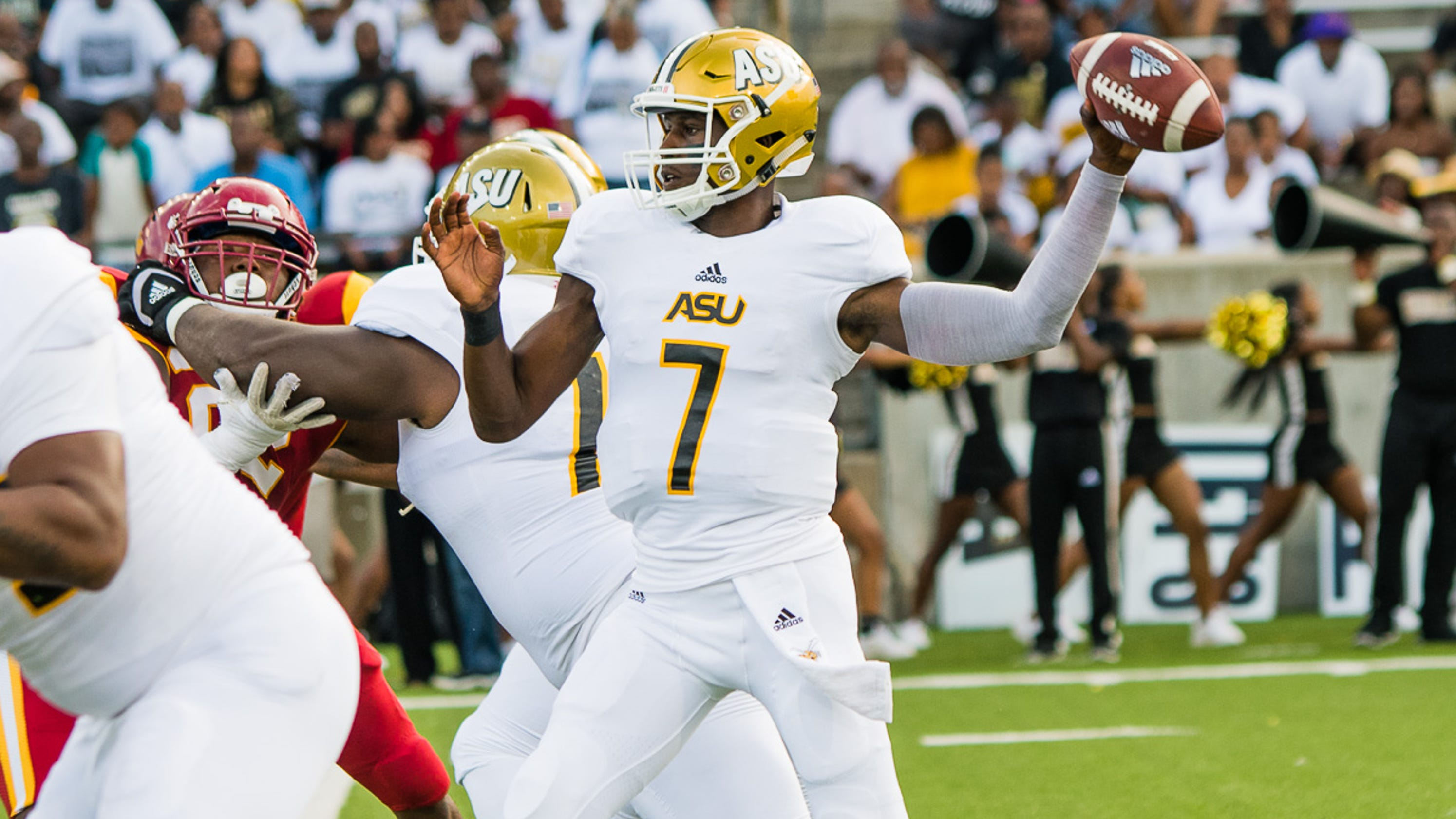 Alabama State works overtime to end Tuskegee streak, win ...