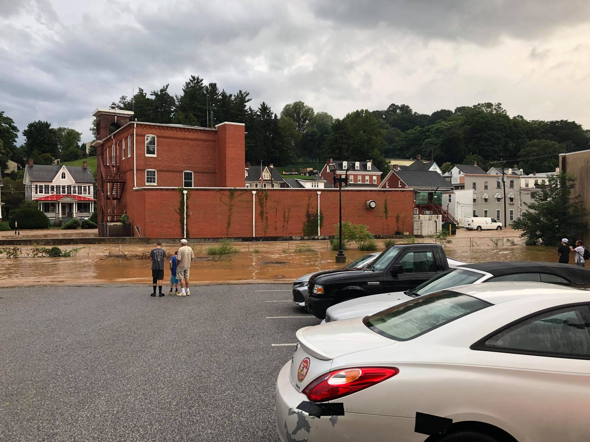 People all over York County have been capturing the devastating power of the storm that dumped many inches of rain over just a few hours on Friday, Aug. 31. Here is a collection of some of those images. Check back for updates as more become available, and share your best shots to York Daily Record's Facebook page.