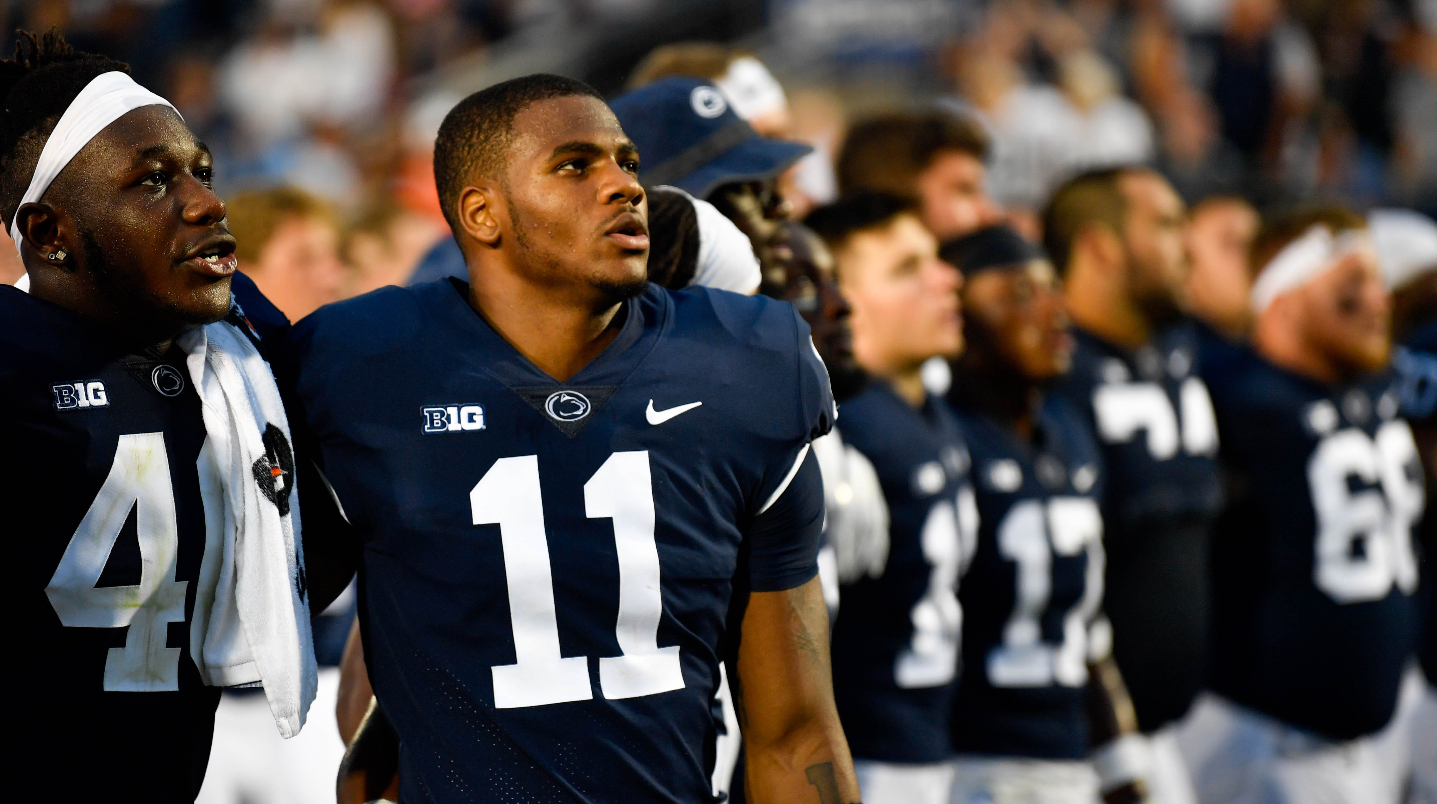 Micah Parsons Watch: Rookie produces big again as Penn State runs over Kent State