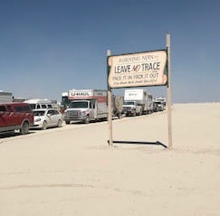 BLM will hear public comments about Burning Man in rural Nevada tonight