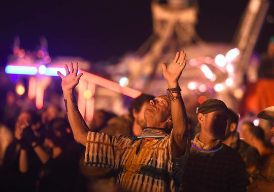 Burning Man Traffic Stop Cases Rejected By Prosecutors