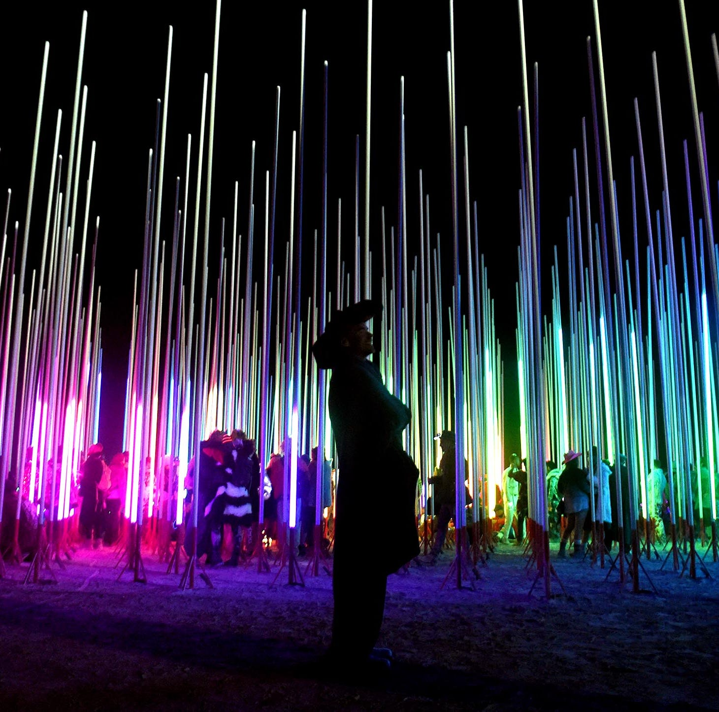 Could there be 100,000 people at Burning Man? Draft BLM report analyzes impact on playa