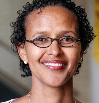 Cawo Abdi, associate professor of sociology at the University of Minnesota.
