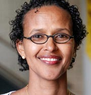Cawo Abdi, associate professor of sociology at the University of Minnesota.