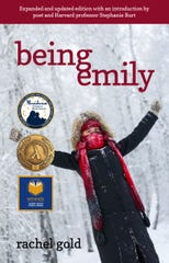 "Rachel Gold writes young adult novels featuring teens dealing with LGBTQ+ issues, including a teen coming out as transgender in ""Being Emily."""