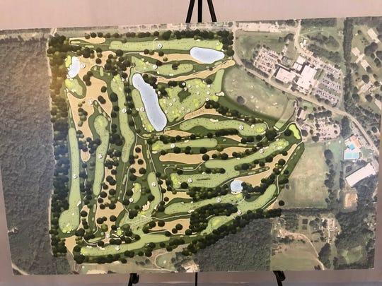 Don Veller Seminole Golf Course update