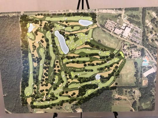 Don Veller Seminole Golf Course update