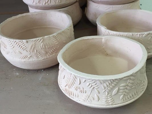 Pottery Bowls Maria Sparsis
