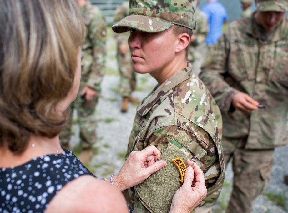 Fort Bliss staff sergeant is first enlisted woman to graduate Ranger School