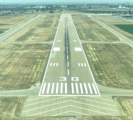 Airportvisalia