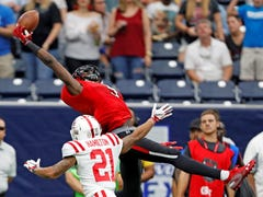 Texas Tech's Vasher earns ESPY nomination for 'Best Play'