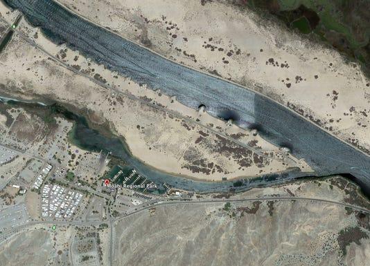 Moabi Regional Park Google Maps