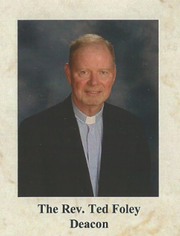 The Rev. Ted Foley, Deacon at Christ Episcopal Church, Toms River