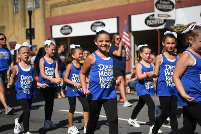 Canton's 113th Labor Day Festival is Sept. 1-2 this year. The parade steps off at 10 a.m. Sept. 2.