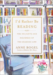 """I'd Rather Be Reading"" by Anne Bogel"