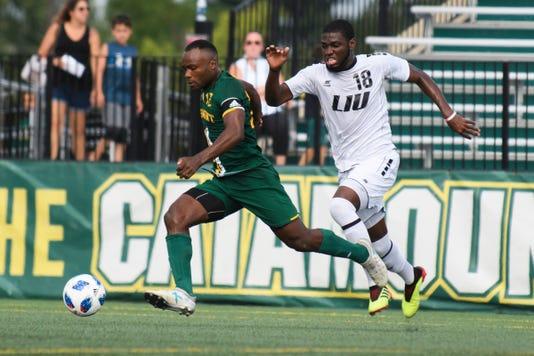 Liu Brooklyn Vs Vermont Men S Soccer 09 02 18