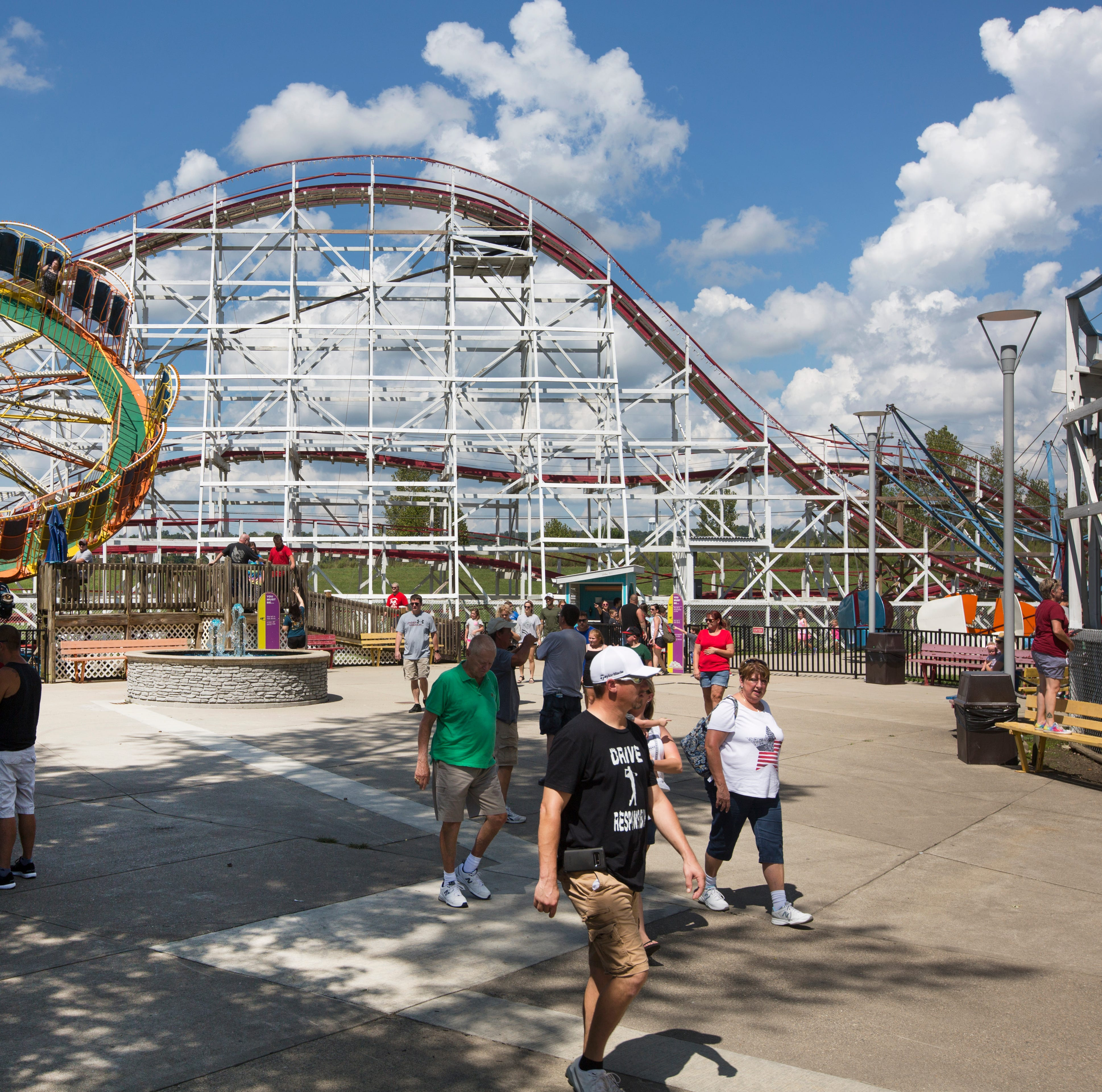 Stricker's Grove in Hamilton opened to the...