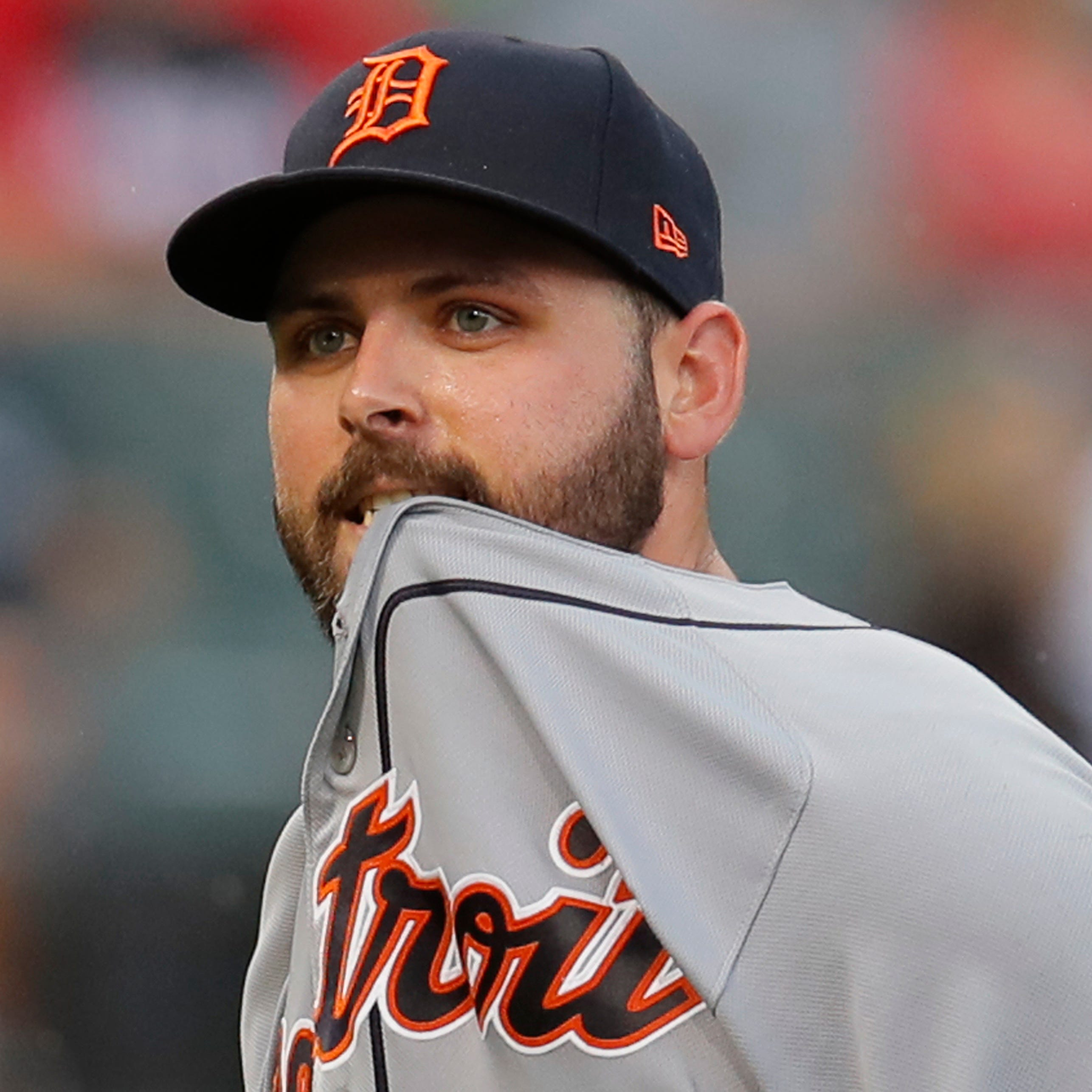 Tigers' Michael Fulmer copes with Tommy John: I'm letting teammates down