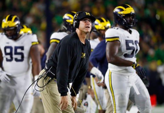 7. Michigan (0-1) | Last game: Lost to Notre Dame, 24-17 | Preseason ranking: 5