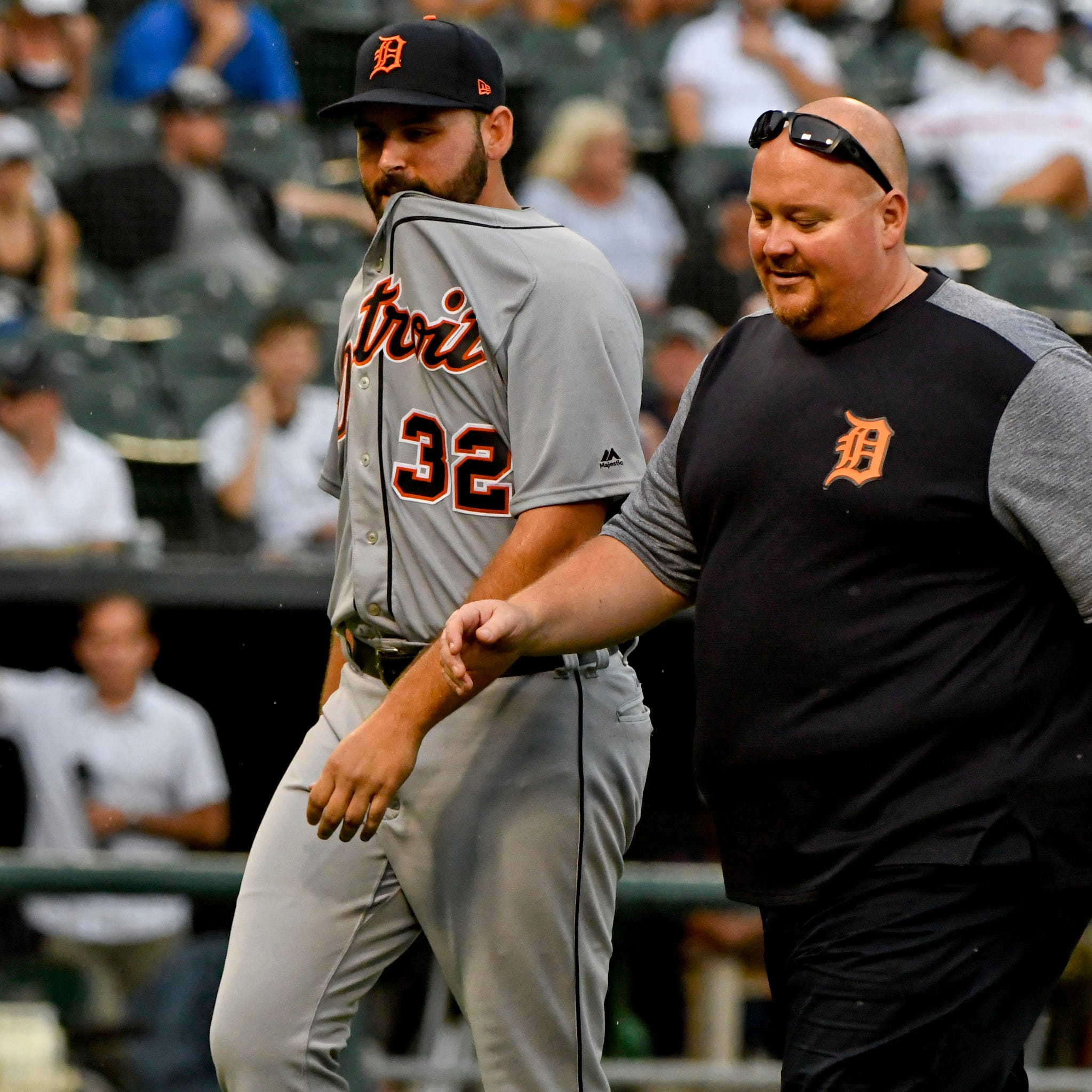 Michael Fulmer's trade value continues to plummet for Detroit Tigers