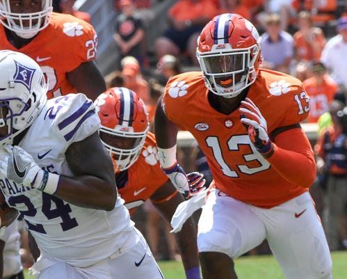 Clemson Vs Furman