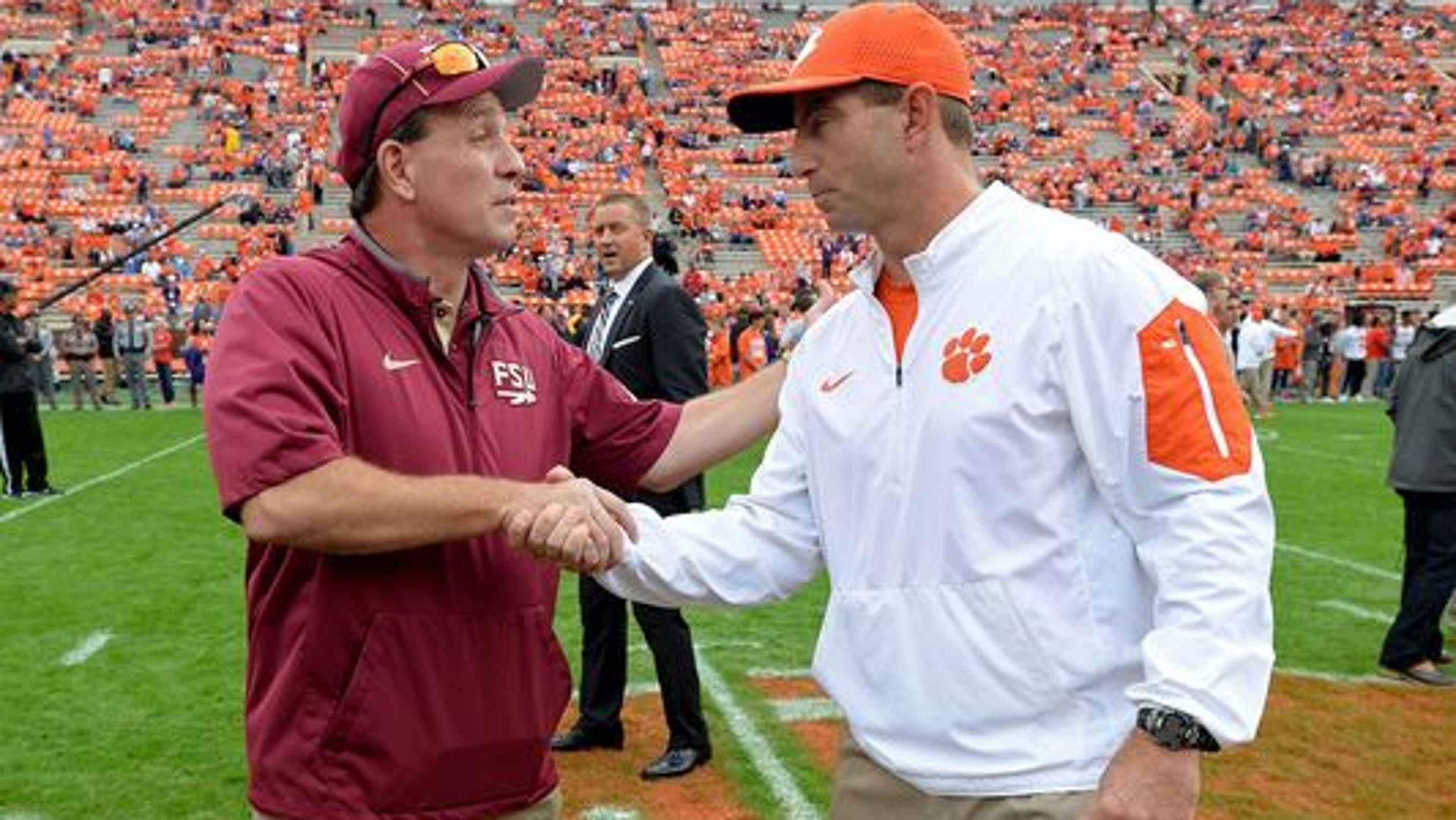 Clemson and Texas A&M football coaches to add to history