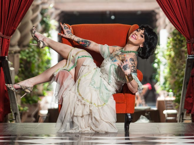 Danielle Colby will appear Saturday, Sept. 8, at Radio Radio.