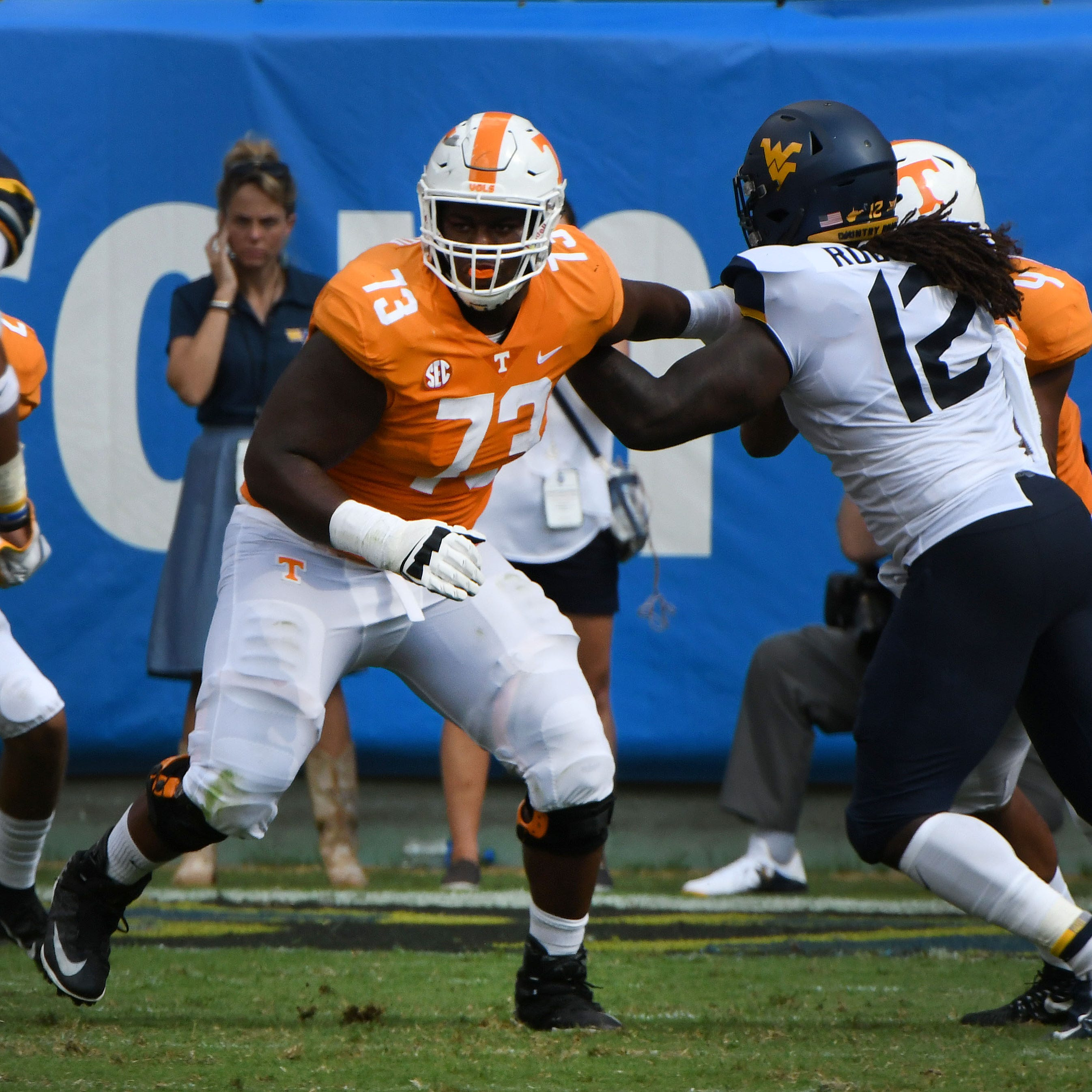 Redshirt could be an option for Tennessee Volunteers lineman Trey Smith