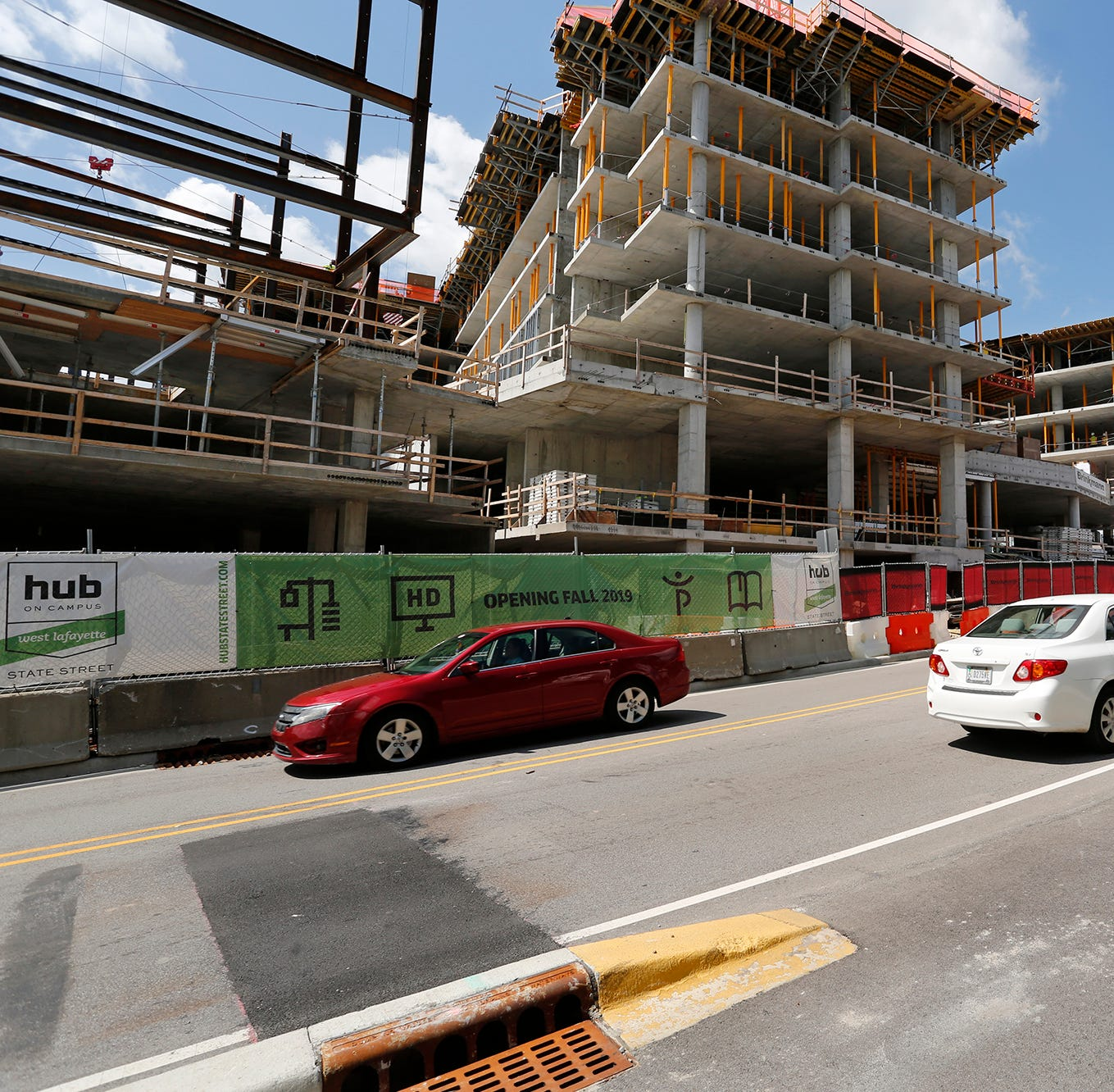 Court: West Lafayette rental housing inspection fees near Purdue unconstitutional