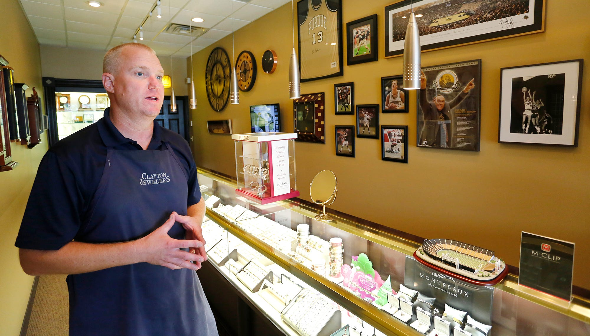 City awards $105K in grants to Lafayette businesses