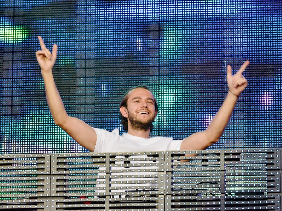 EDM producer and pop hitmaker Zedd will headline the first night of the inaugural Jawbreaker Festival at the Wisconsin Center, taking place Oct. 27 and 28.