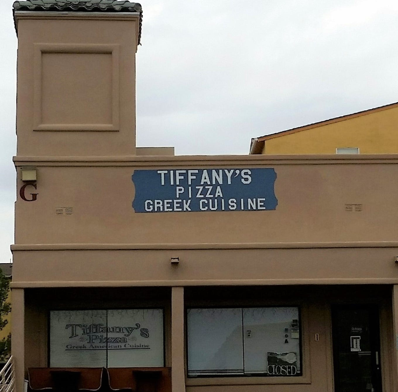 What's New: Tiffany's Pizza listed for sale