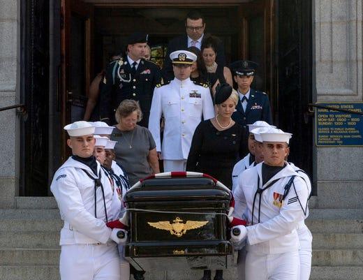 John McCain Funeral