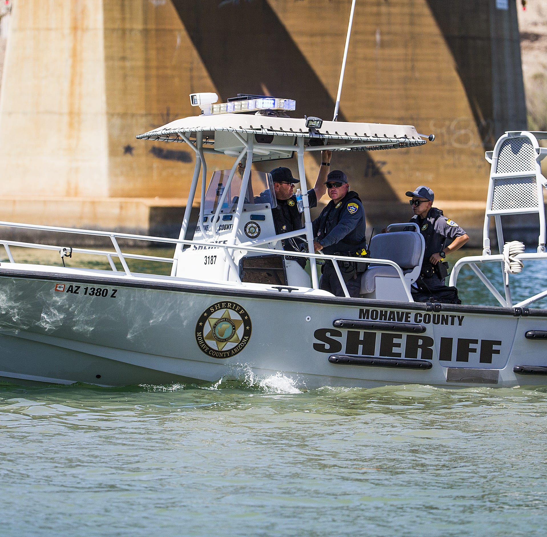 Colorado River boat crash: 'We will remain steadfast' as search continues, sheriff says