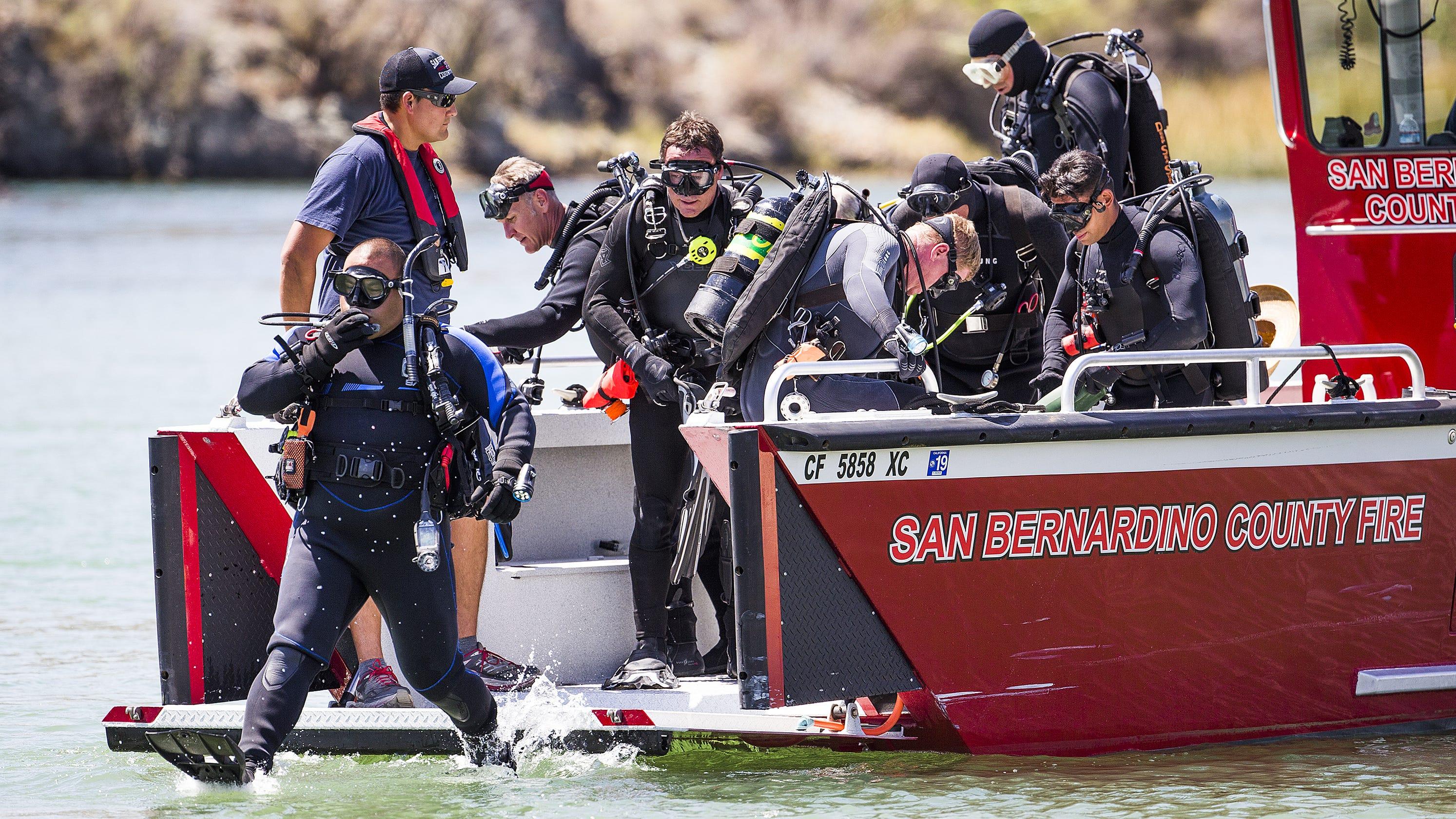 Body of Tulare County woman found in Colorado River, 3 still
