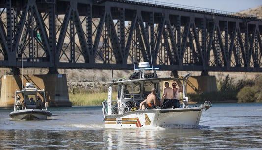 Boat Crash Search