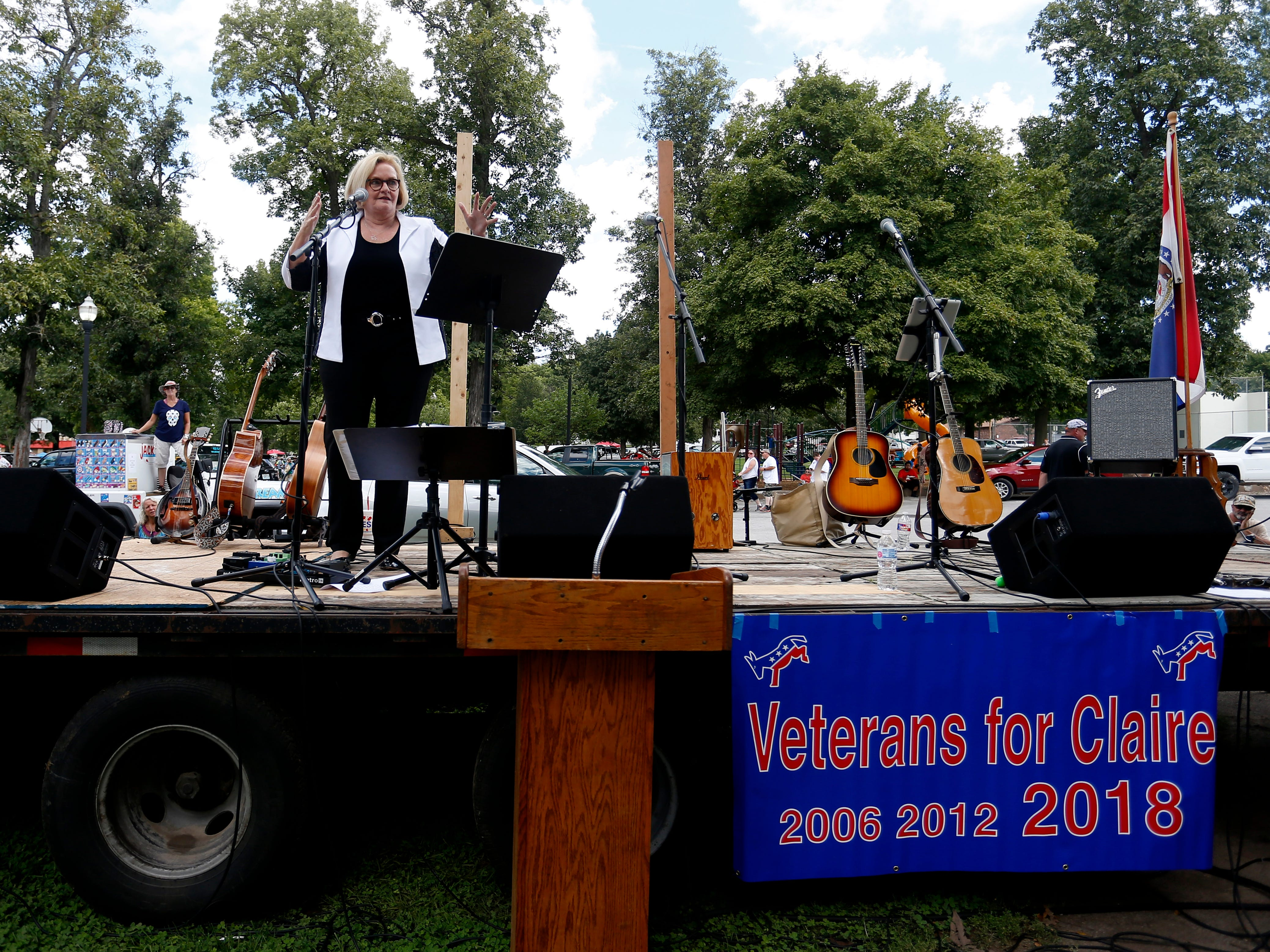 Scenes from the 2018 Labor Day Parade and Picnic on Monday, Sept. 3, 2018.