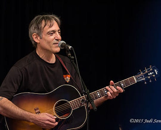 Singer-Songwriter Chuck Brodsky will be performing7:30 p.m. Sept. 20 at Bo Diddley's Pub & Deli.