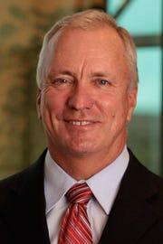Edward Burr, chairman, Florida State University Board of Trustees.