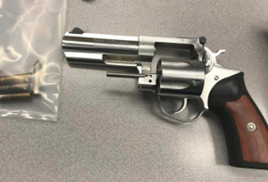 Revolver Ox arrest