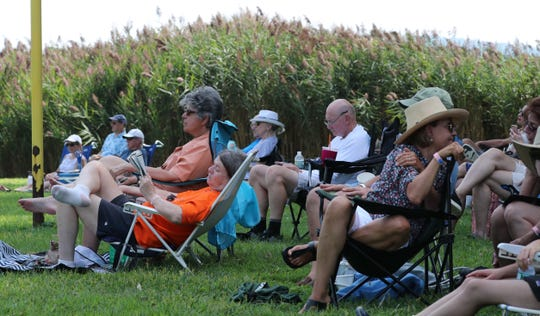 The Turning Point's Labor Day Piermont PAL music festival at the Goswick Pavilion/Rittenberg Field in Piermont Sept. 3, 2018. The festival raises money for the village's Police Athletic League.