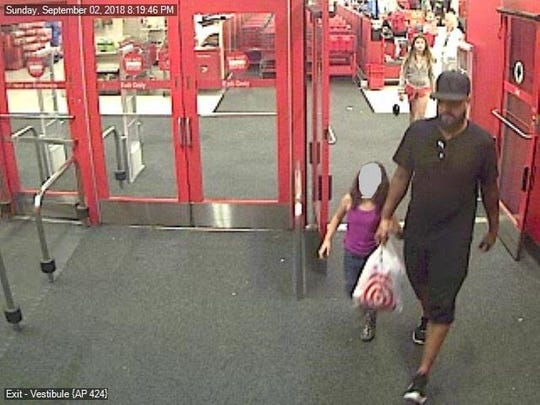 Delaware State Police released surveillance photos of a couple they say used a credit card in Salisbury, Maryland, on Sunday that had been in a wallet reported stolen in Delaware a few hours earlier.