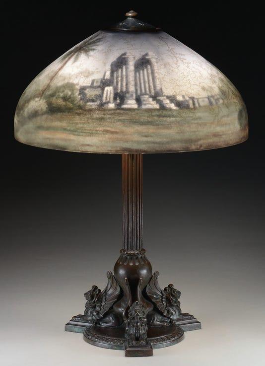 Wsf 0907 Kovels Lamp